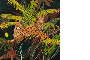 07 홍세연, 숲, 2012, 캔버스에 유채, 90×90cm